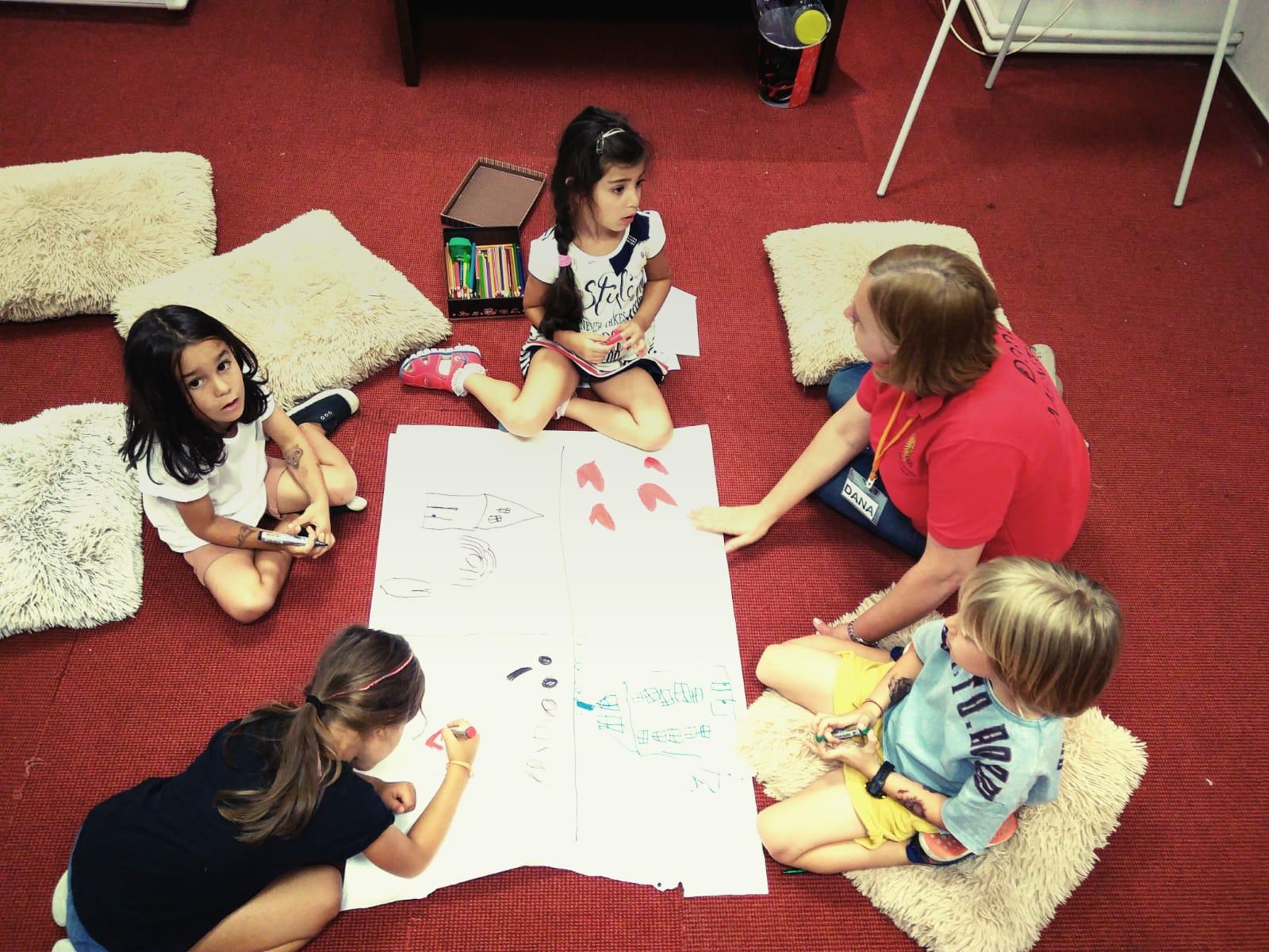 Atel;ier dezvoltare personala copii