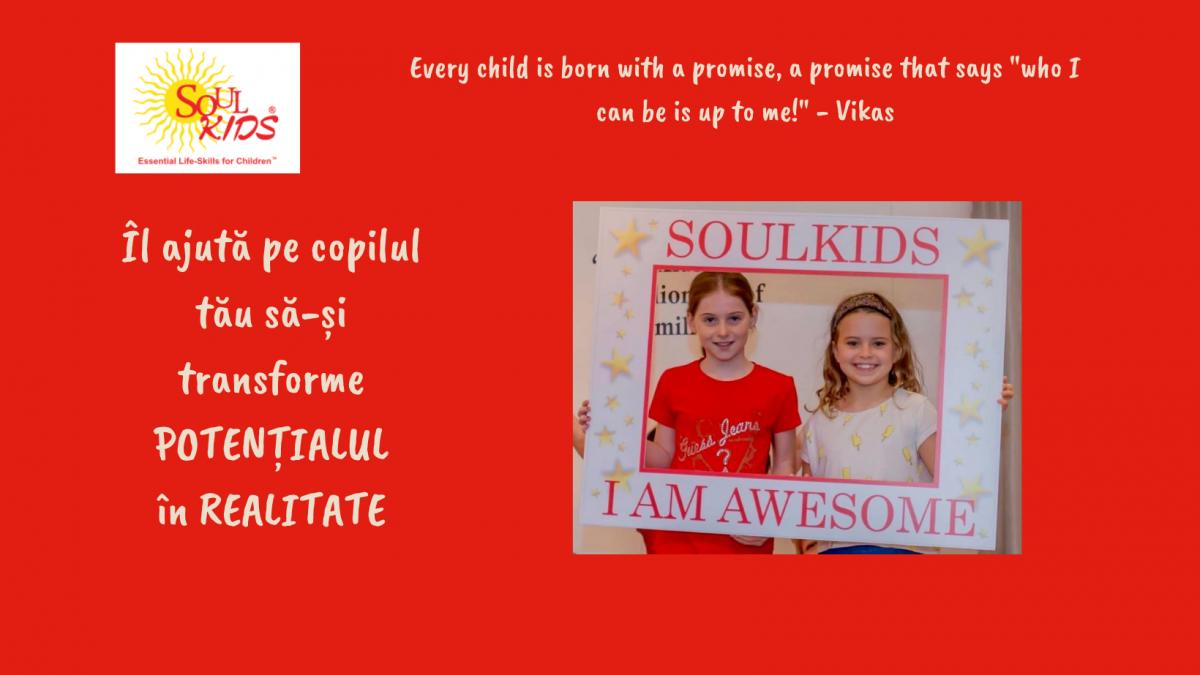 SoulKids Coaching, life coaching pentru copii